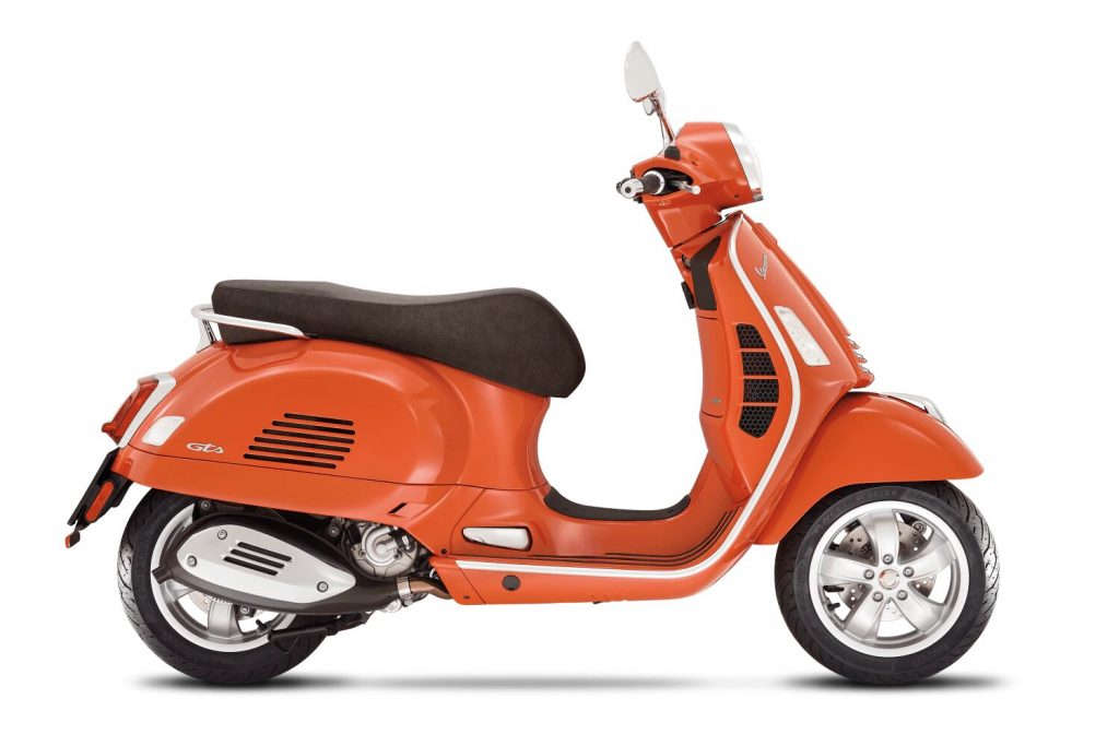 gts-300-arancio