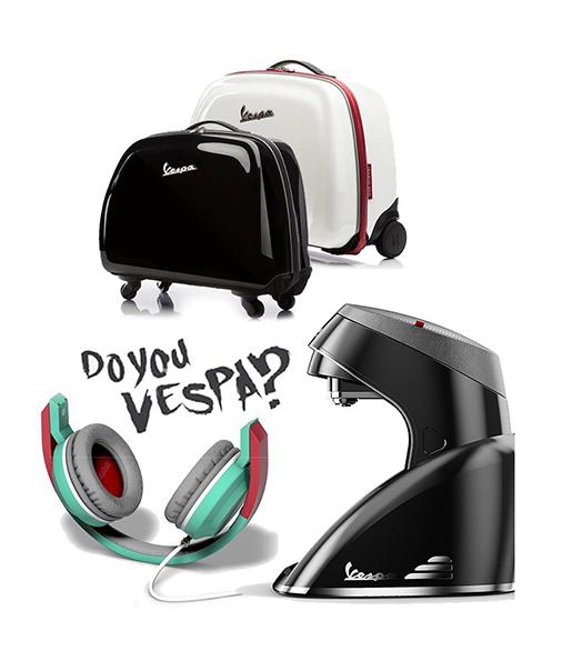 gadgets Piaggio Gilera Vespa