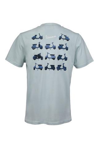 μπλουζα vespa